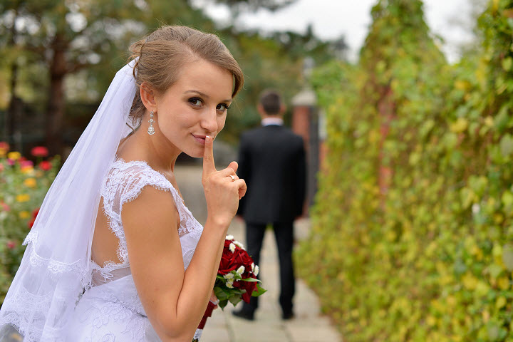 Приметы на свадьбу. Свадебные приметы для невесты