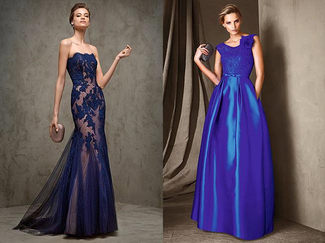 модные вечерние платья 2017 новинки