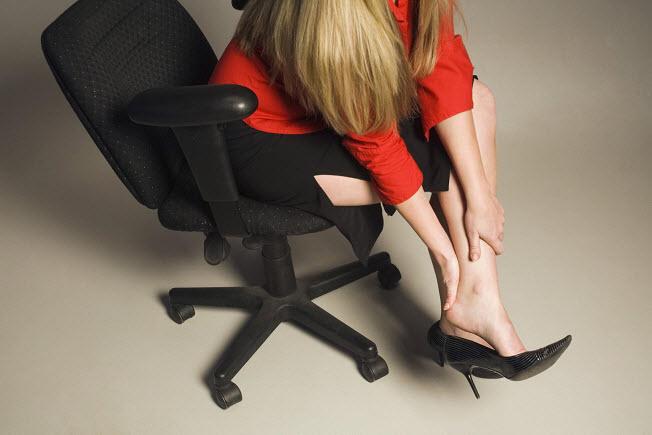 почему устают наши ноги
