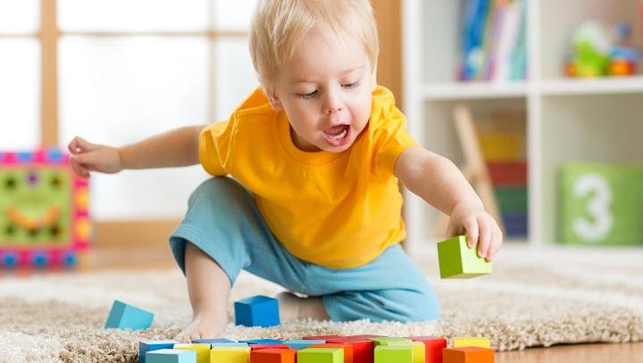 Развитие и воспитание детей в возрасте 1-2 года