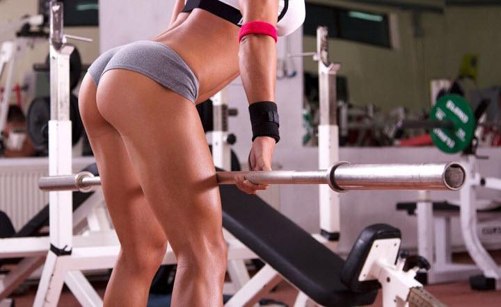 Эффективные упражнения для ягодичных мышц