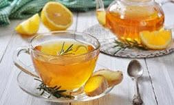 завариваем имбирный чай