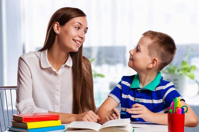 домашнее задание с ребенком