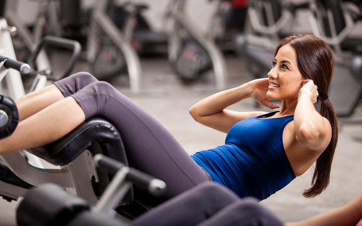 Упражнения для идеальной фигуры: упражнения для пресса, талии, бедер и ягодиц