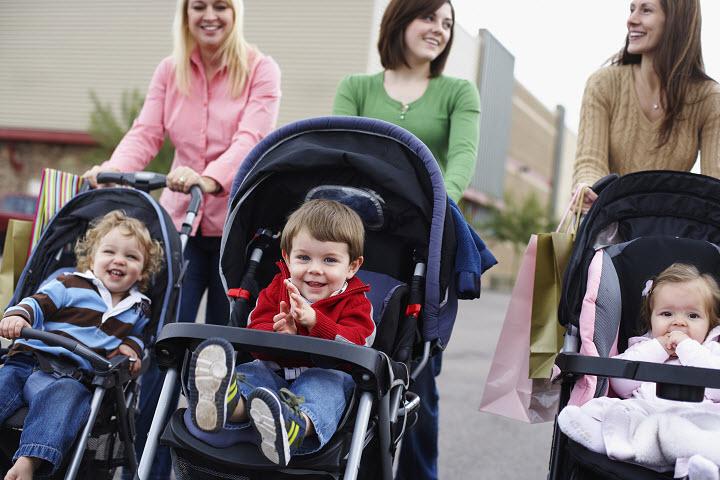 Покупаем хорошую детскую коляску