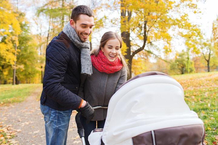 Как выбрать коляску новорожденному