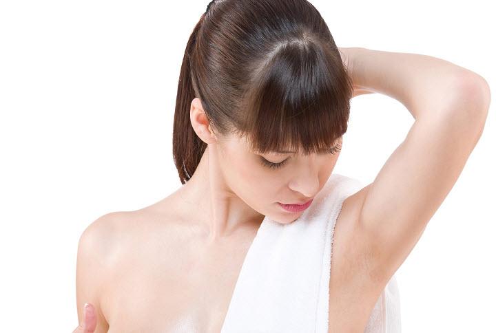 Гипергидроз. Причины появления и способы борьбы с избытком пота