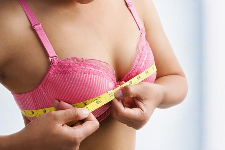 Как увеличить грудь дома – советы всем девушкам