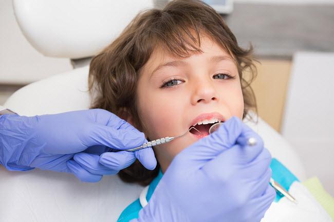 лечение зубов у ребенка