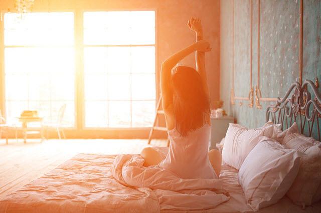 как же лень вставать
