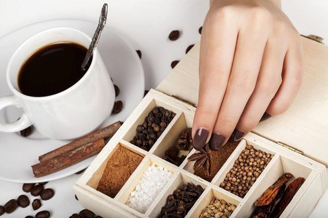 кофе с гвоздикой