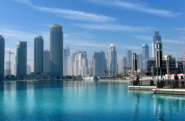 Оманский залив Дубай