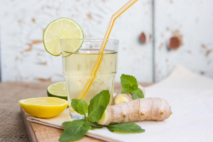 Как сделать сок имбиря: польза и вред напитка