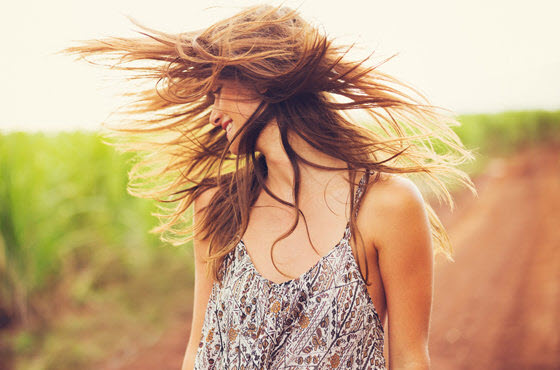 правильный уход за волосами после лета
