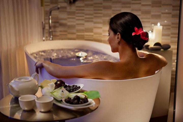 Как принимать ванну с эфирными маслами?