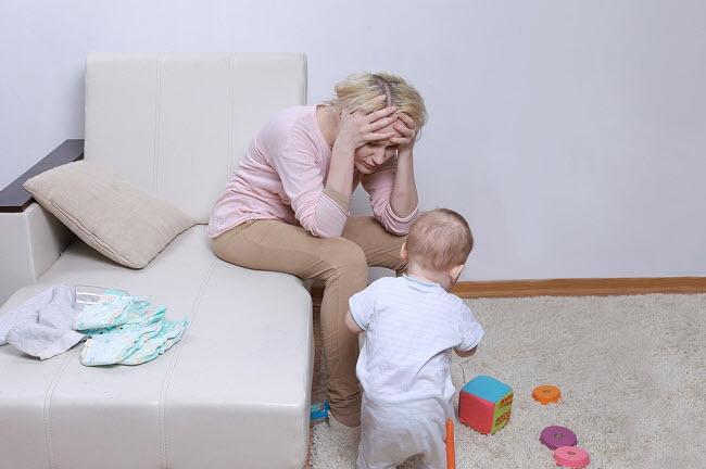 депрессия после родов