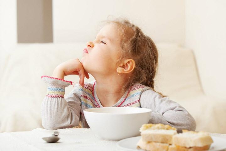 Мой ребёнок не завтракает: основные причины, как решить проблему