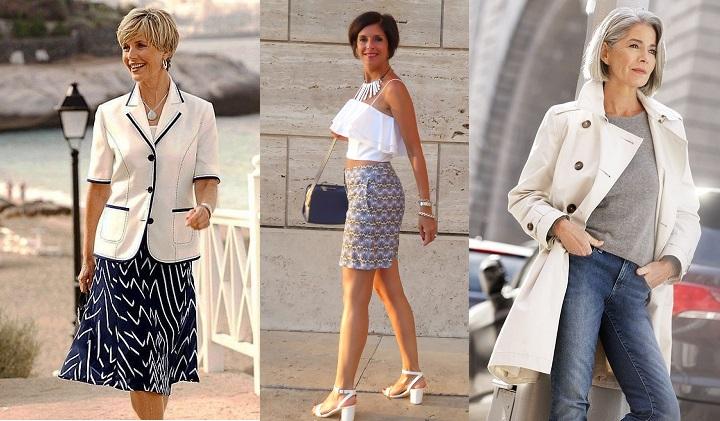 Как оставаться привлекательной и стильной в 50 лет и старше? Советы женщинам «элегантного возраста»