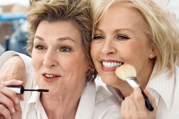 макияж для женщин за 50