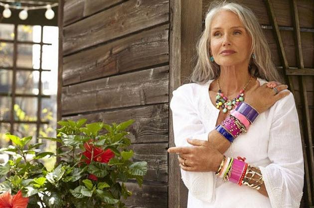 женщина 50 лет стильная