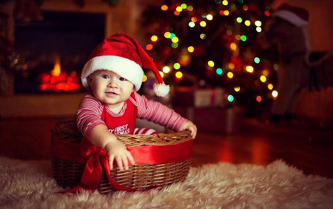 что подарить на Новый год годовалому мальчику