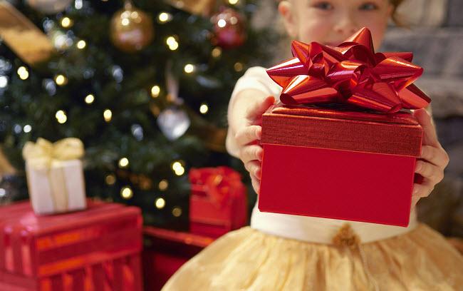 как выбрать и подарить подарок на Новый год