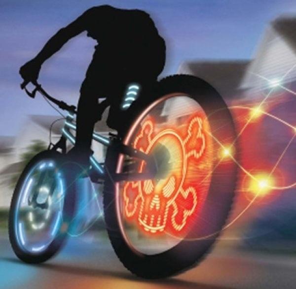 led насадки для колес