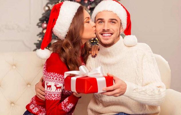 выбор подарка мужчине на Новый год