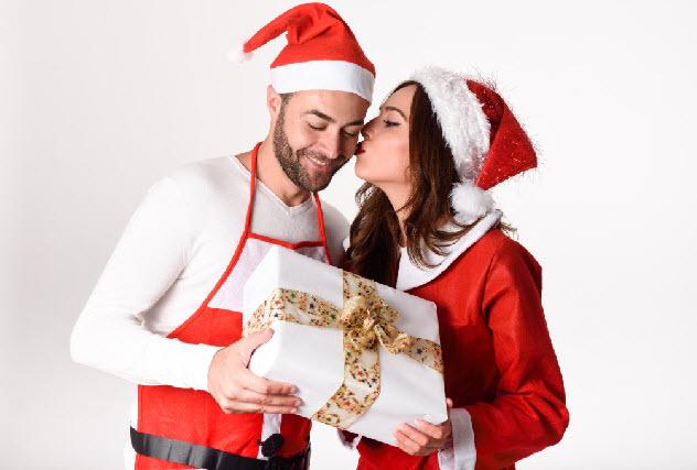 дарим подарок любимому на Новый год