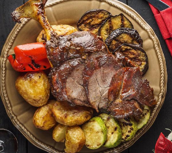 горячие блюда на Новогодний стол