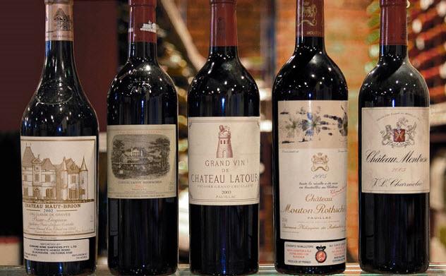 вина Аквитании