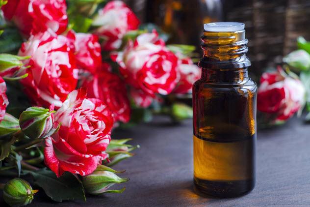 эфирные масла считаются сильными афродизиаками