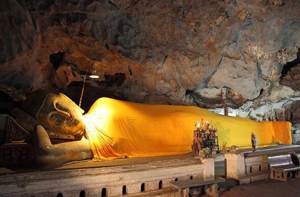 пещера Кхао Луанг