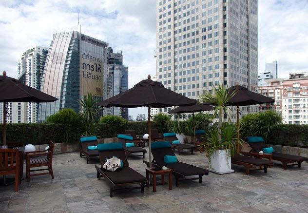 отель Бангкока Park Plaza Sukhumvit