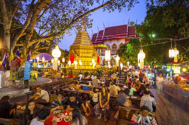 Чиангмай Тайланд