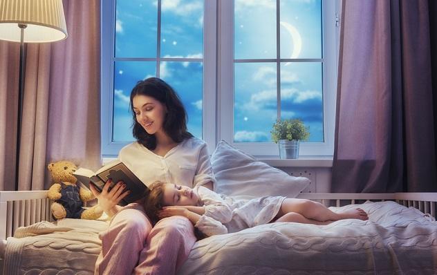 какую сказку почитать ребенку перед сном