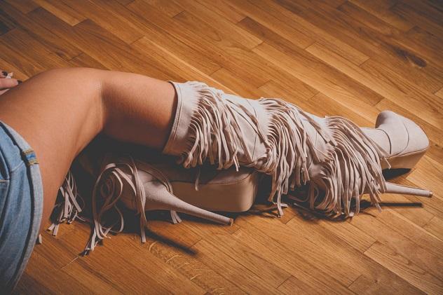 ножки высокие каблуки