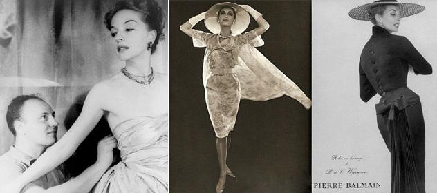 мир моды после второй мировой войны