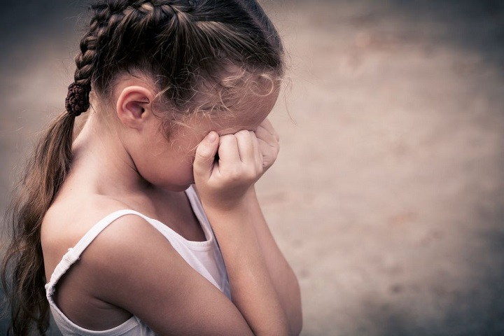 Помогите ребенку справиться со стрессом
