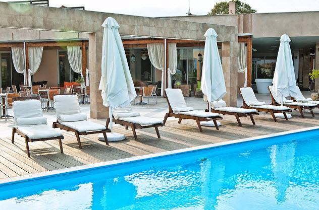 отель посейдон Греция