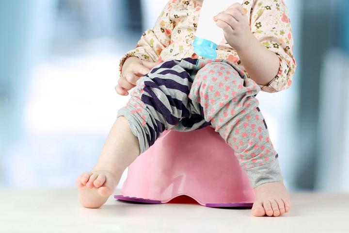 Психологический запор у ребенка: что это?
