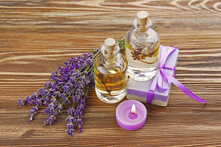 9 лекарственных эффектов лавандового масла