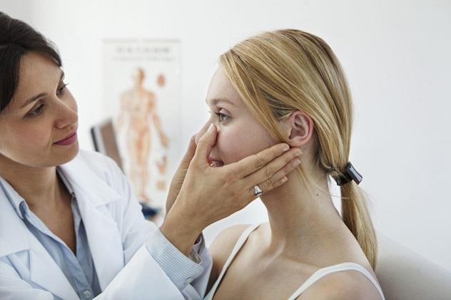 как лечить синусит