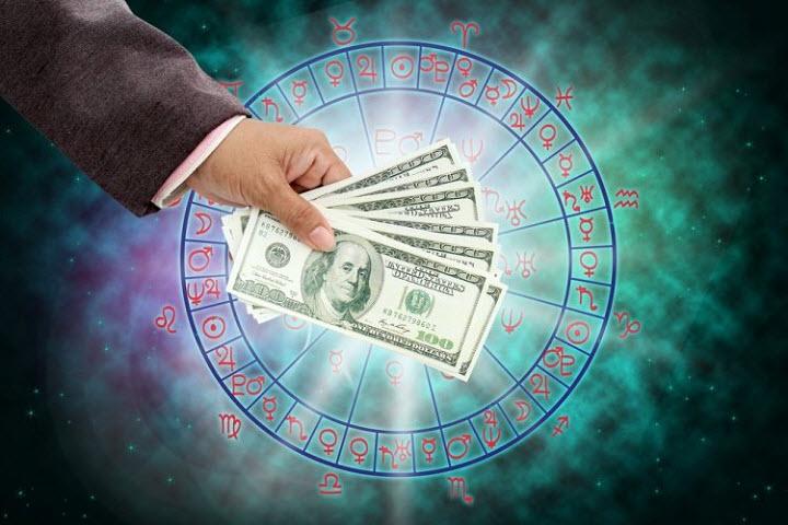 Гороскопы: отношение знаков зодиака к деньгам