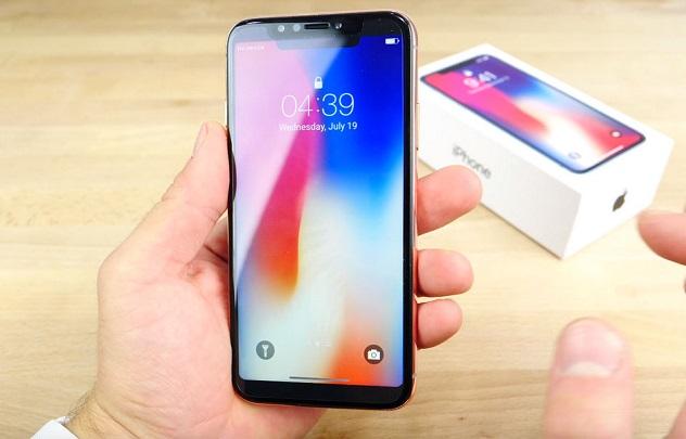 как выглядит китайский айфон x