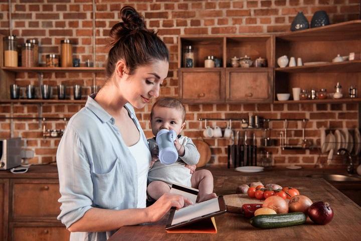 Семь правил для женщин в декрете, работающих на дому