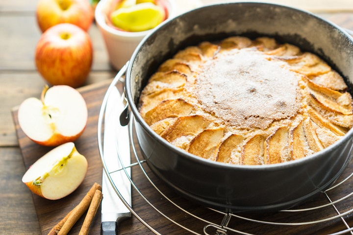 Что испечь из яблок быстро и вкусно