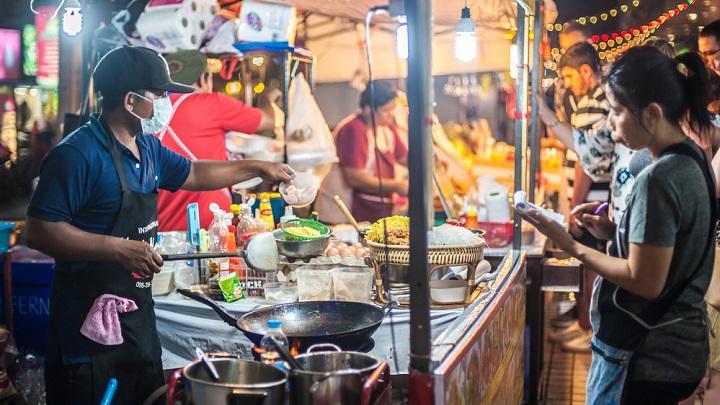 Где недорого и вкусно поесть на Пхукете