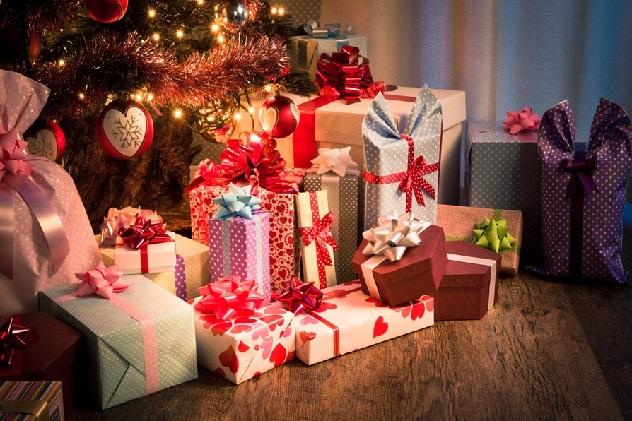 рождественская ночь подарки