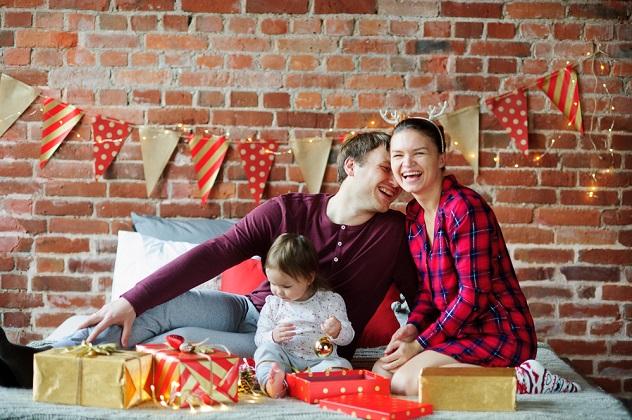 что дарят на Рождество друг другу